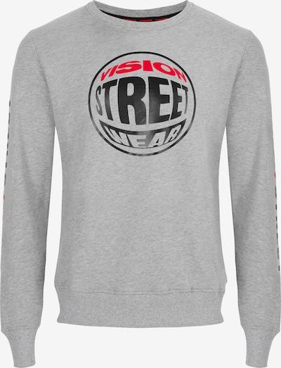 Vision Streetwear Sweatshirt in grau, Produktansicht