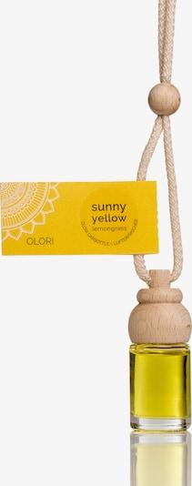 OLORI Luchtverfrisser ' Zitronengras ' in de kleur Geel, Productweergave