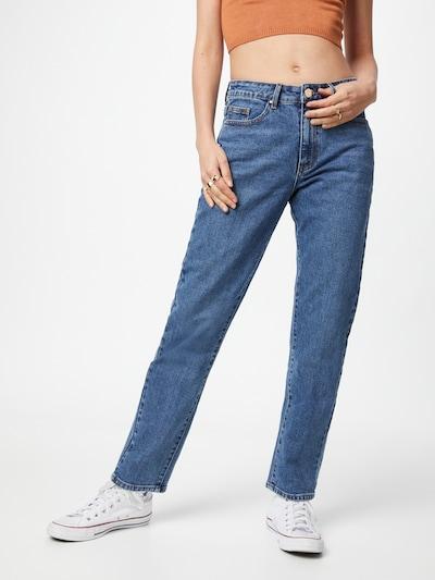 VILA Jeans in blue denim, Modelansicht