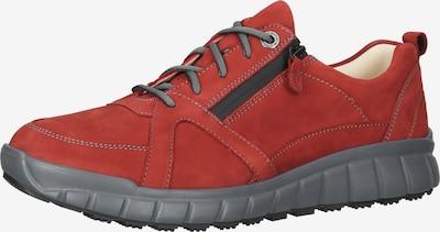 Ganter Sneaker in dunkelrot, Produktansicht