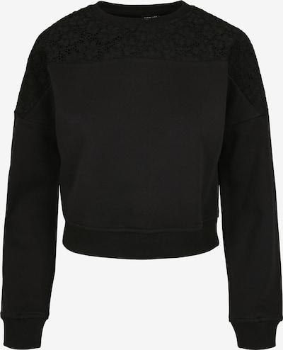 Urban Classics Sweatshirt in Black, Item view