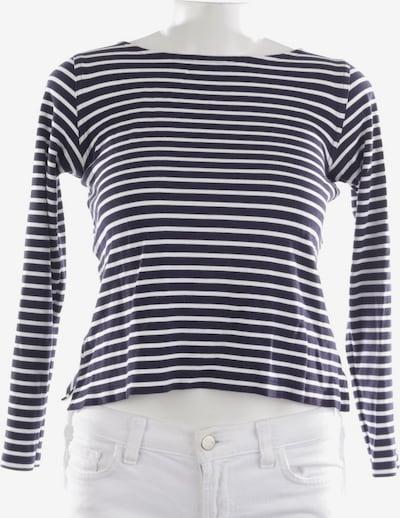 Theory Shirt langarm in S in dunkelblau, Produktansicht