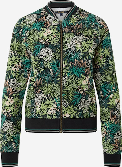 King Louie Between-season jacket 'Biba' in Green / Mixed colours / Black, Item view