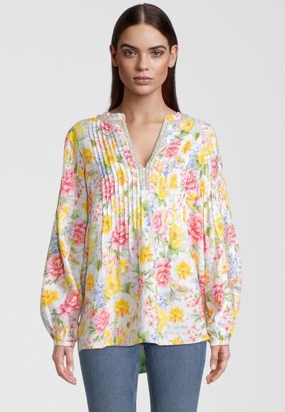 PRINCESS GOES HOLLYWOOD Leinentunika Fantastic Flowers in mischfarben, Modelansicht