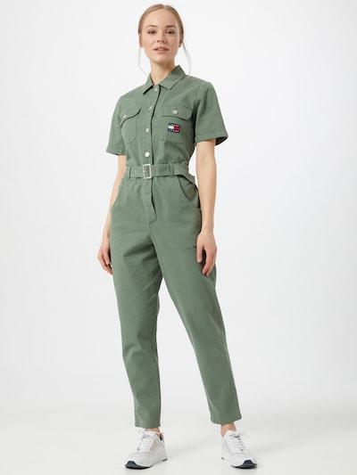 Tommy Jeans Overal - zelená, Model/ka