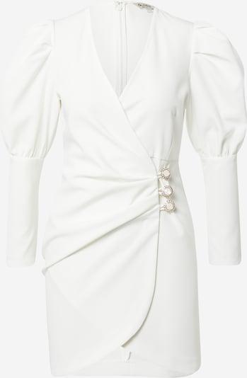 Miss Selfridge (Petite) Robe en crème, Vue avec produit