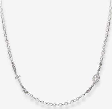 Amen Damen-Kette 925er Silber in Silber