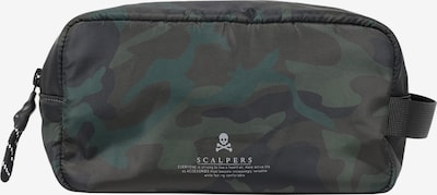 Scalpers Víkendová taška - kaki / tmavozelená, Produkt