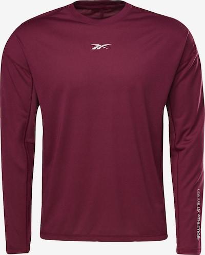 Reebok Sport Shirt in dunkelpink, Produktansicht
