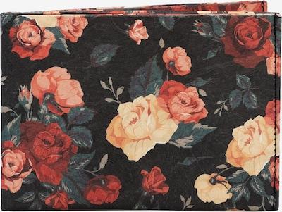 paprcuts RFID Portemonnaie Flowers in mischfarben, Produktansicht