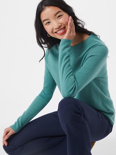 TOM TAILOR Pullover in grün, Modelansicht