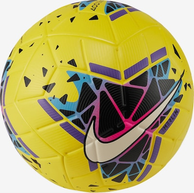 NIKE Ball in gelb, Produktansicht