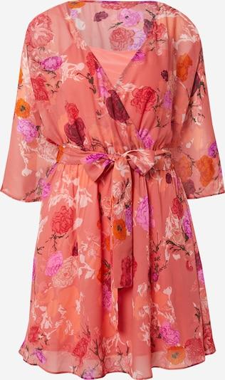 MAX&Co. Kleid in mischfarben / lachs, Produktansicht