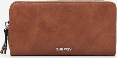 Suri Frey Geldbörse 'Luzy' in cognac, Produktansicht
