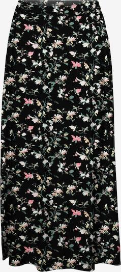 VERO MODA Rok 'Simply Easy' in de kleur Geel / Mintgroen / Pink / Zwart / Wit, Productweergave