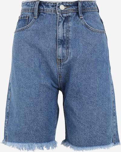 Jeans Missguided Tall pe albastru denim, Vizualizare produs