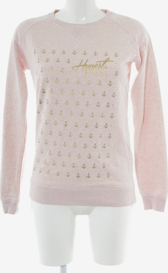 Stanley & Stella Sweatshirt in S in gold / pink, Produktansicht