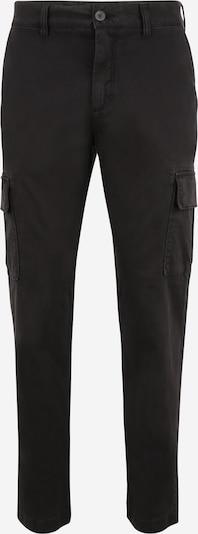 Pantaloni cu buzunare Lyle & Scott pe negru, Vizualizare produs