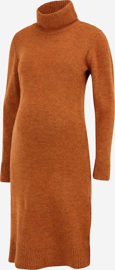 MAMALICIOUS Knit dress in Brown, Item view