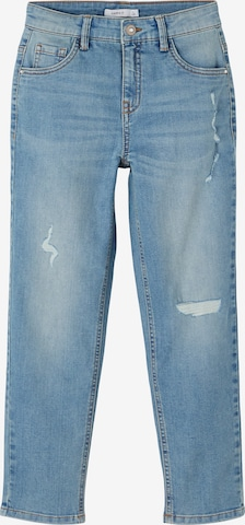 NAME IT Jeans 'Rose Batasis' i blå