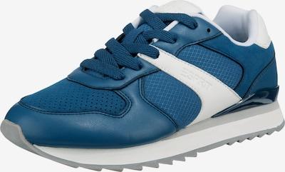 kék / fehér ESPRIT Rövid szárú edzőcipők 'Ambro', Termék nézet
