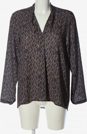 Sa.Hara Langarm-Bluse in M in bronze / schwarz, Produktansicht
