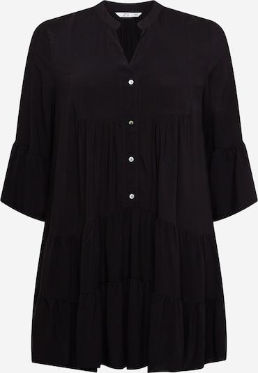 Rochie tip bluză 'Lotte' Z-One pe negru, Vizualizare produs