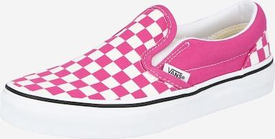 VANS Sneaker 'Classic' in fuchsia / weiß, Produktansicht