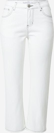 GLAMOROUS Farkut värissä valkoinen denim, Tuotenäkymä
