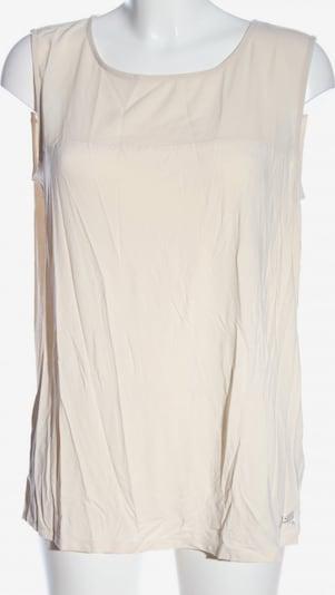 LIU JO JEANS ärmellose Bluse in L in creme, Produktansicht
