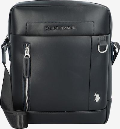 U.S. POLO ASSN. Cambridge Umhängetasche 26 cm Laptopfach in schwarz, Produktansicht