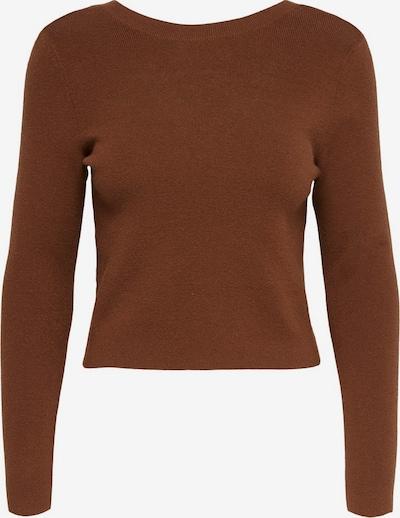 ONLY Pullover 'ONLLYNSIE' in braun, Produktansicht