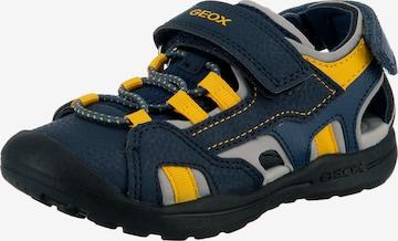 GEOX Sandale 'VANIETT' in Blau