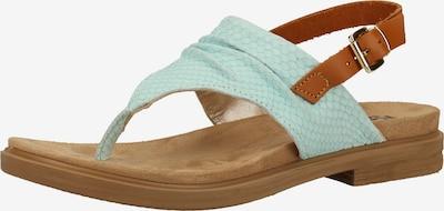 IGI&CO Sandalen in blau / braun, Produktansicht