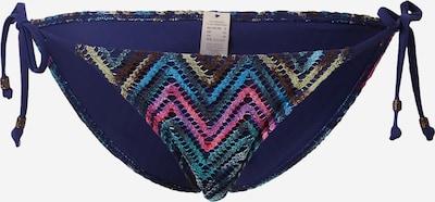 Dorina Долнище на бански тип бикини 'Menara' в синьо / пъстро, Преглед на продукта