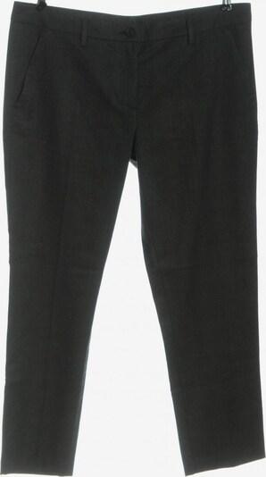 Benetton Stoffhose in XL in schwarz, Produktansicht