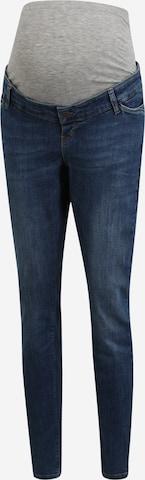 Mamalicious Curve Jeans 'SAVANNA' in Blue
