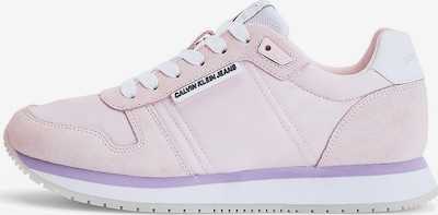 Calvin Klein Sneaker in pastellpink, Produktansicht