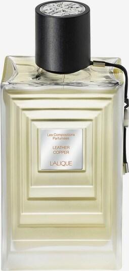 LALIQUE Eau de Parfum 'Leather Copper' in transparent, Produktansicht