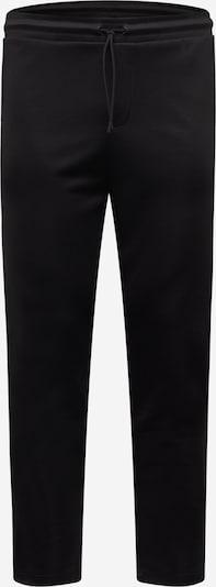 Pantaloni The Kooples pe negru, Vizualizare produs