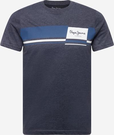 Pepe Jeans T-Shirt 'KADE' in blau / marine / weiß, Produktansicht