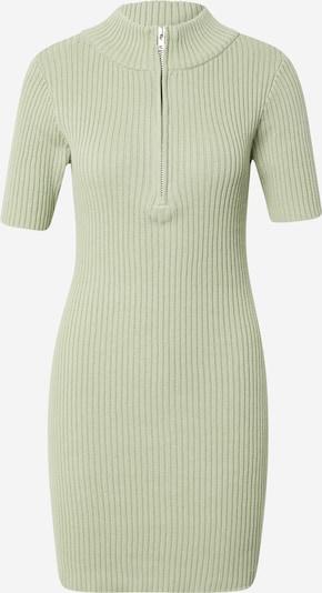 GLAMOROUS Vestido de punto en verde pastel, Vista del producto