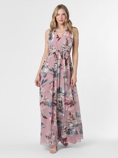 Marie Lund Abendkleid in mischfarben / rosa, Modelansicht