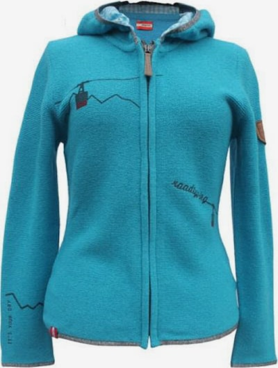 Almgwand Jacke in blau, Produktansicht
