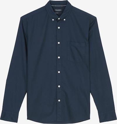 Marc O'Polo Hemd in blau, Produktansicht