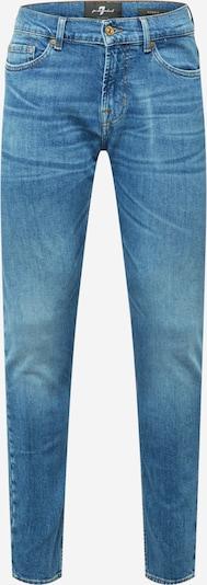 7 for all mankind Jeans 'RONNIE' in de kleur Blauw denim, Productweergave