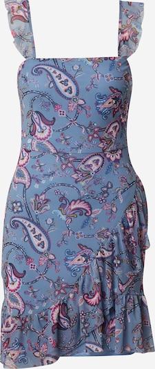 Trendyol Kleid in blau / lila, Produktansicht