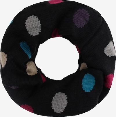 Usha Szalik komin w kolorze mieszane kolory / czarnym, Podgląd produktu