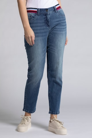 Ulla Popken Jeans 'Sarah' in Blau
