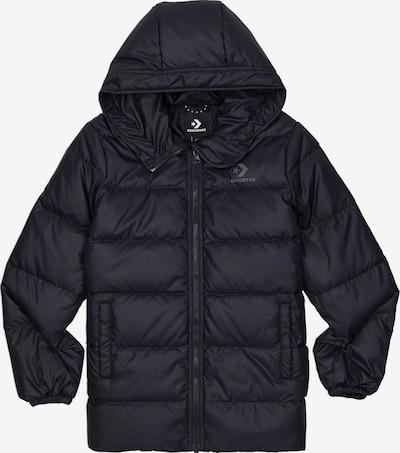 CONVERSE Jacke in schwarz, Produktansicht